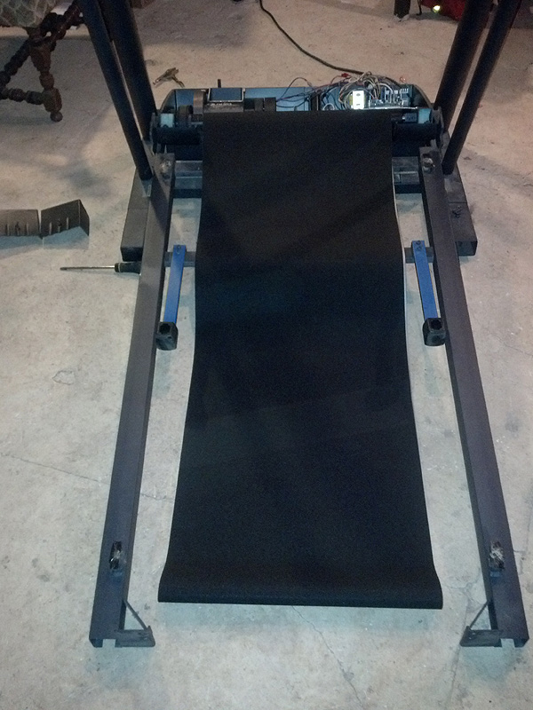 nordictrack treadmill belt replacement instructions