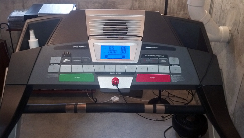 Best Treadmills For Home >> Pro-Form XP 590s – Maine Treadmill Repair