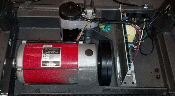 Treadmill control board wiring diagram control board for Mc60 motor controller schematic