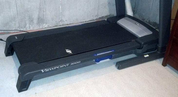Nordictrack Viewpoint 3000 Service Maine Treadmill Repair