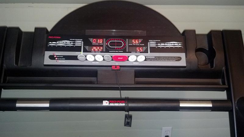 Best Treadmills For Home >> Pro-Form 725EX – Maine Treadmill Repair