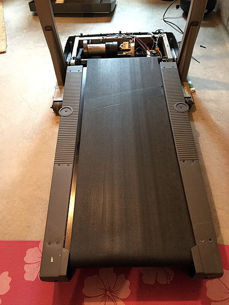 Pro Form Xp 590s Maine Treadmill Repair