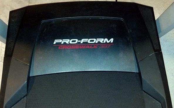Best Treadmills For Home >> ProForm Crosswalk 397 Belt Replacement – Maine Treadmill Repair