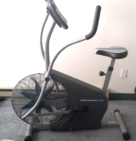 Proform X5 Whirlwind 280 Bike Maine Treadmill Repair