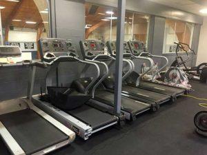 StarTrac 5136 treadmills